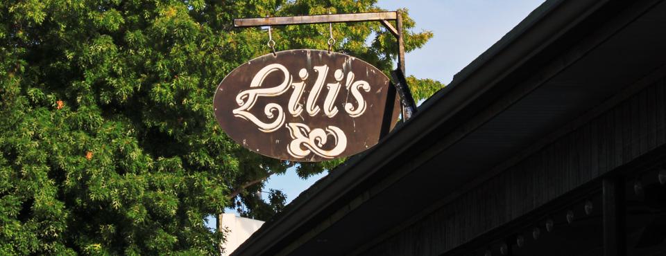 Lili's Bistro Logo Design